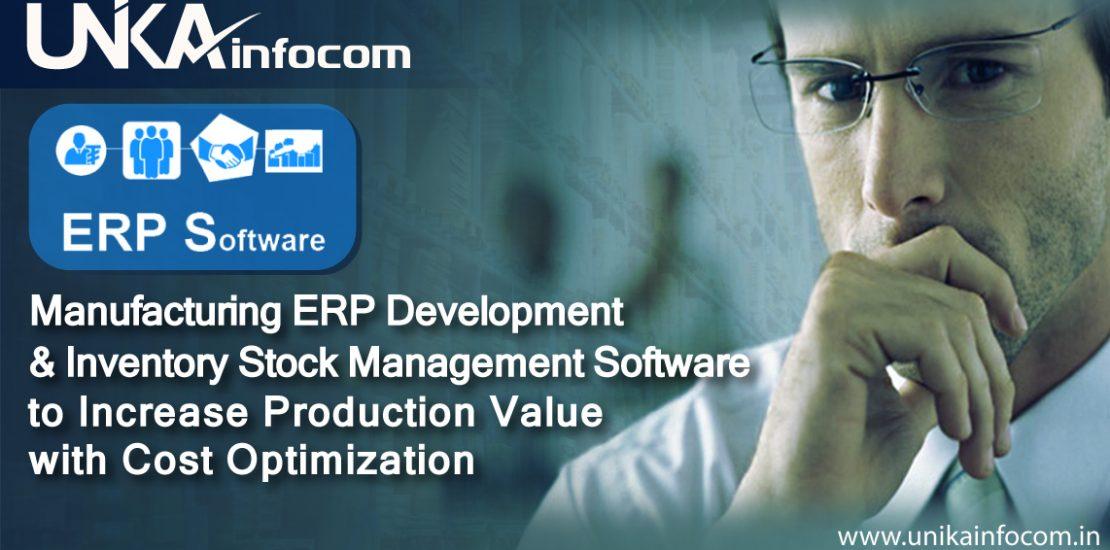 Manufacturing ERP Development