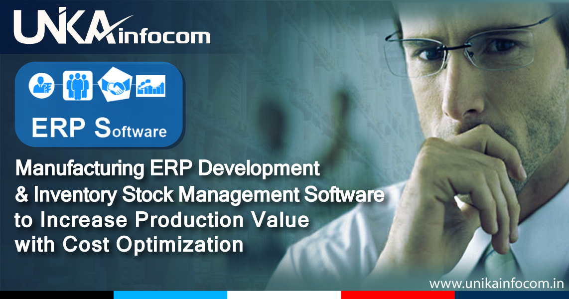 Manufacturing ERP Development