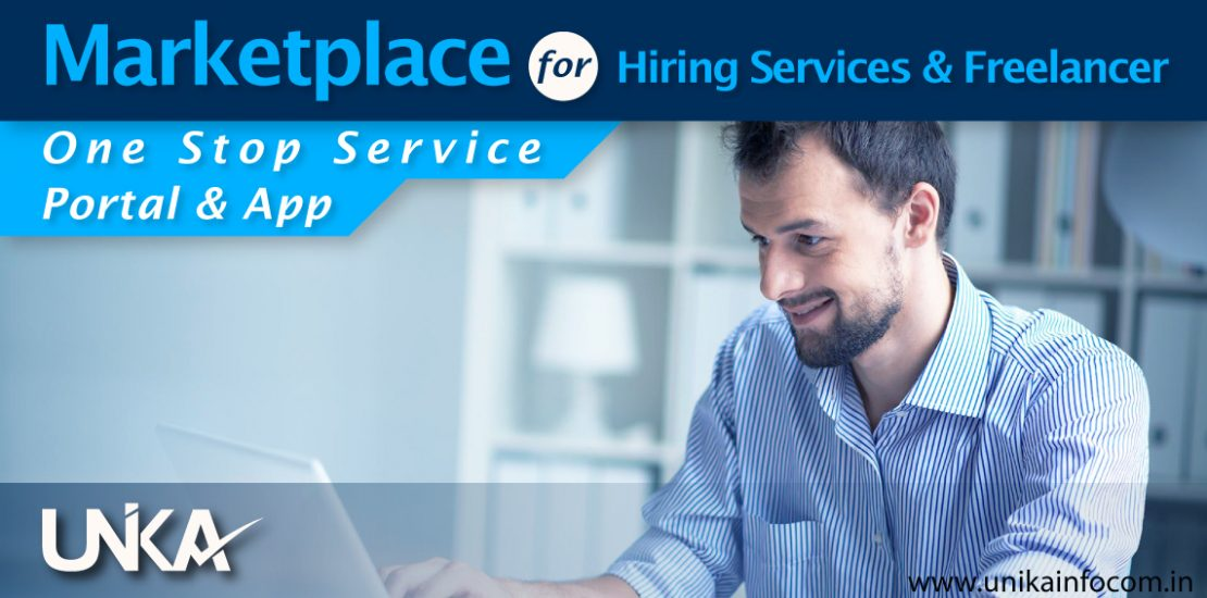 Marketplace for Hiring Services & Freelancer