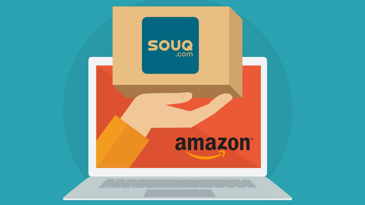 Amazon has finally takeover Souq com, Online marketplace of Dubai