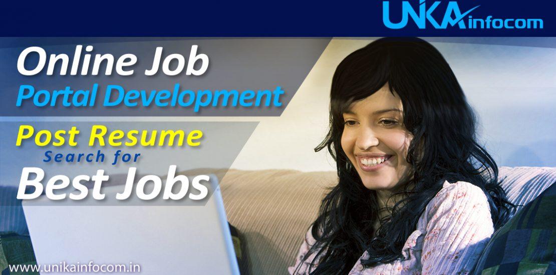 Online-Job-Portal