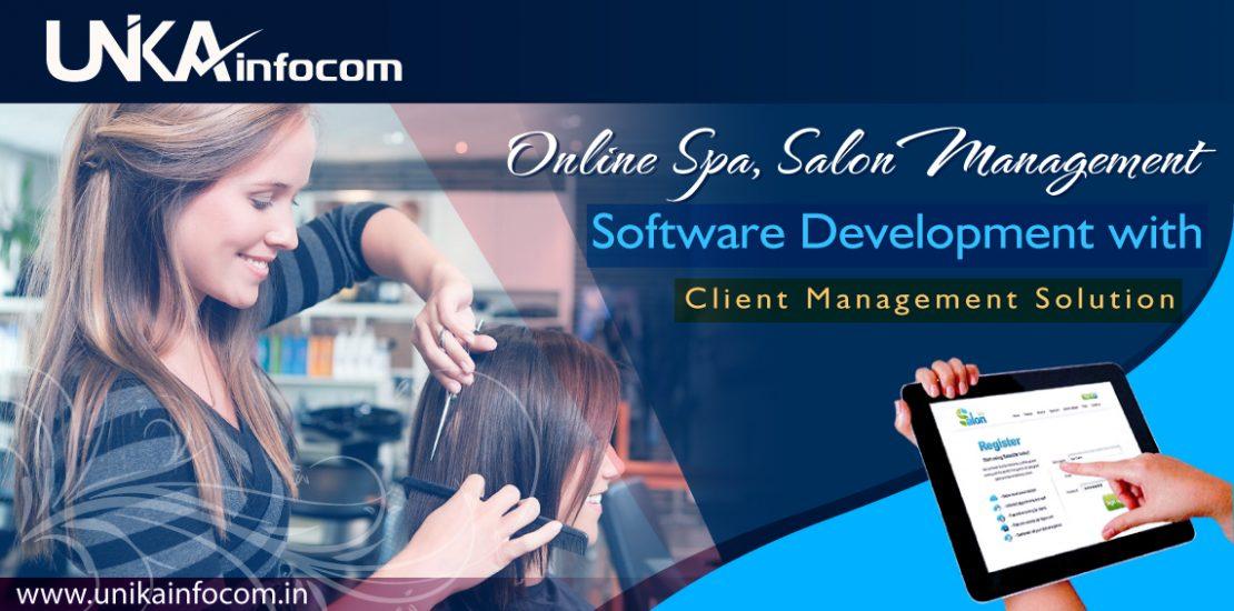 online salon software