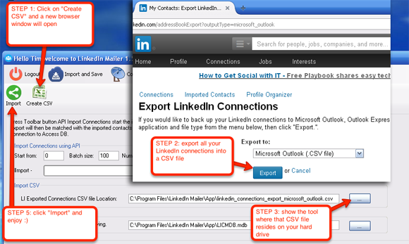 How to Generate B2B Business leads with LinkedIn - Unika