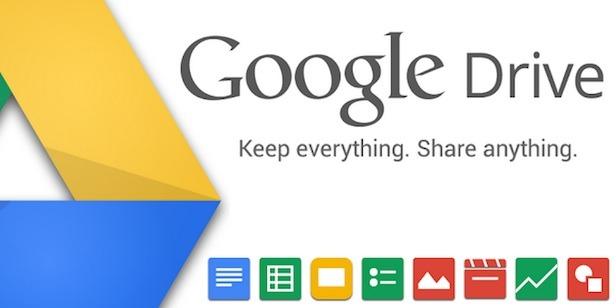 Google Drive Suit App