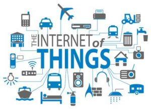 Internet of Things IoT in Web Application