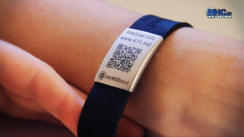 Medical wrist band