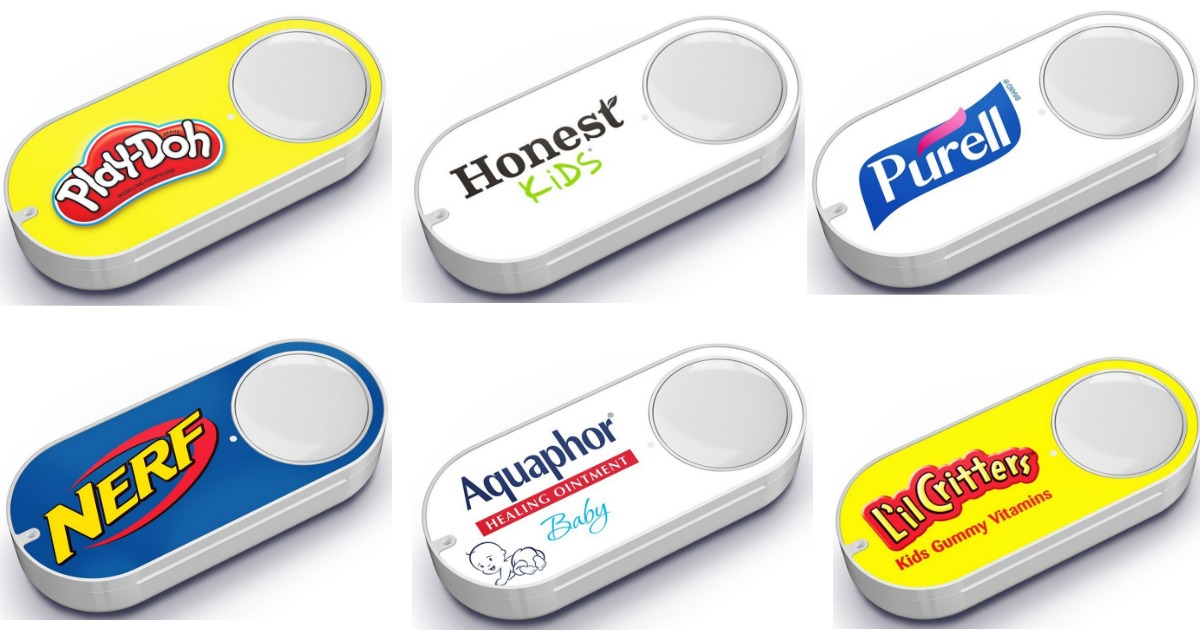 smart home ordering button