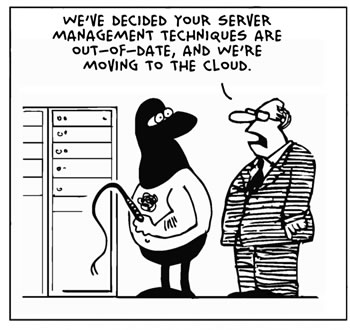 cloud server benefits