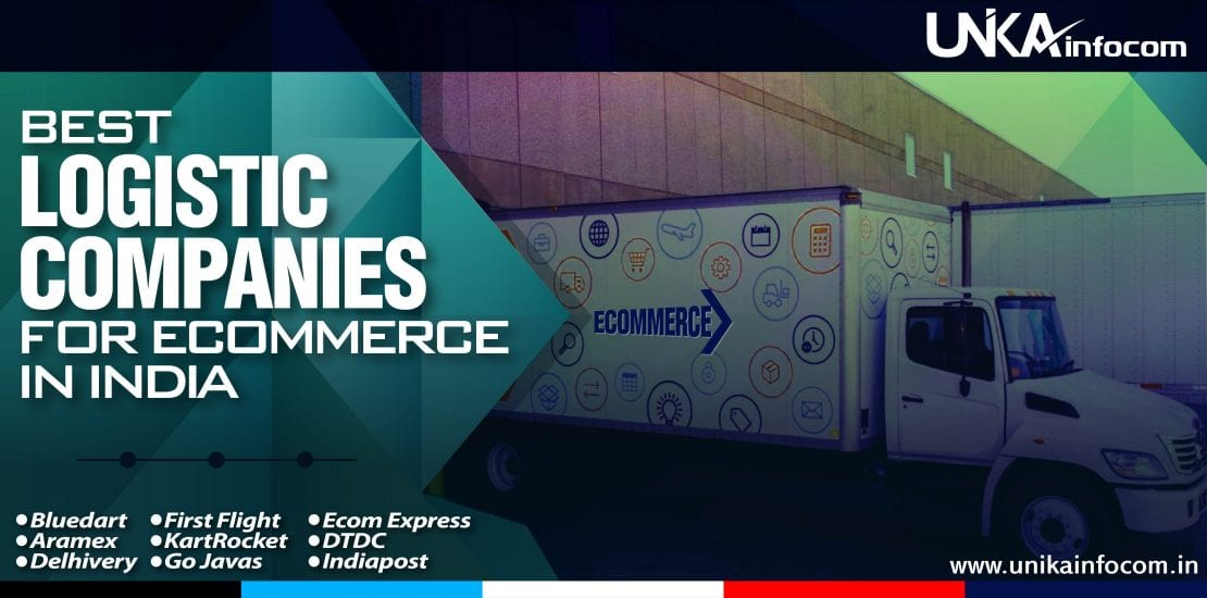 TOP LOGISTIC COMPANIES FOR ECOMMERCE