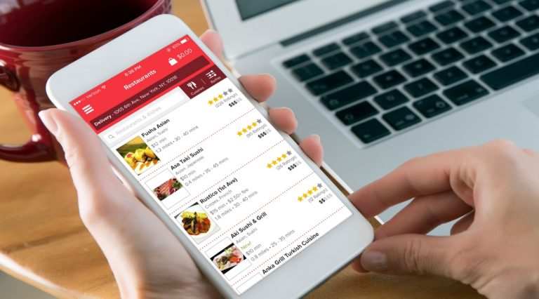 a research on tapingo a food delivery app This new food delivery app won't crush your budget or neglect your the new food delivery app you'll actually want to download tapingo is only for on.