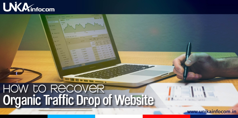 How to Recover Organic Traffic Drop of Website