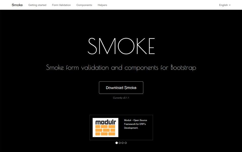 smoke validation plugin