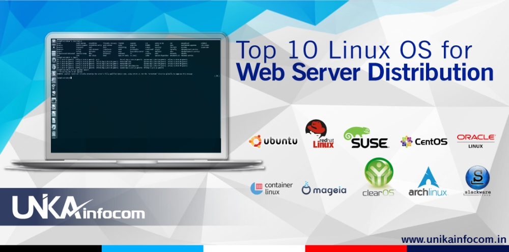 Top 10 Linux OS for Web Server Distribution