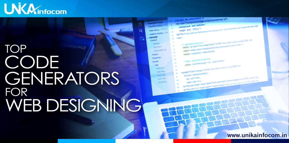 Top Code Generators for Web Designing