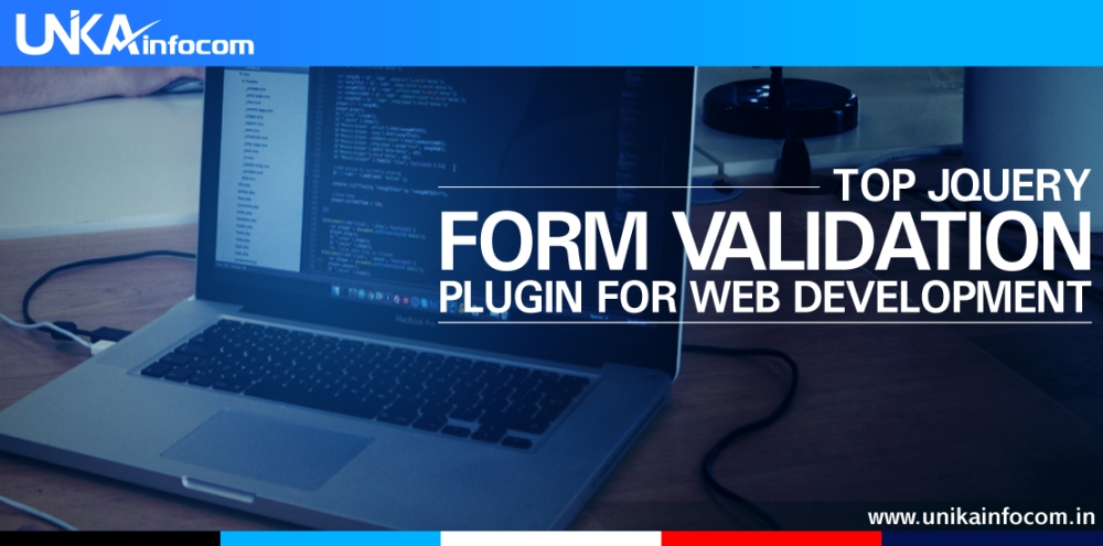 Top jQuery Form Validation Plugin for Web Development Company