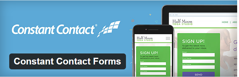 Constant Contact Forms