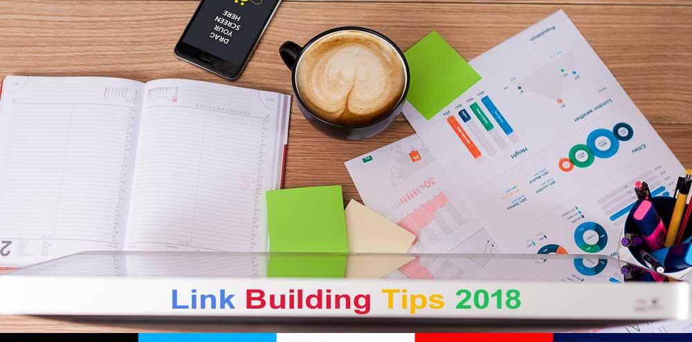 Link Building Tips 2018