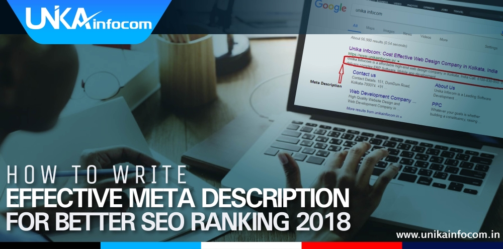 How to Write Effective Meta Description