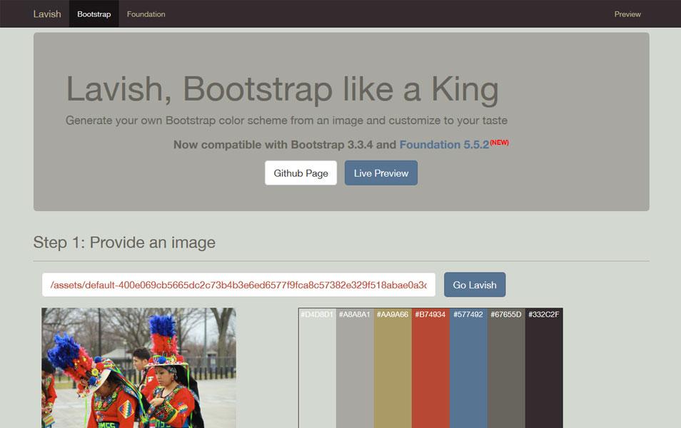 Lavish Bootstrap