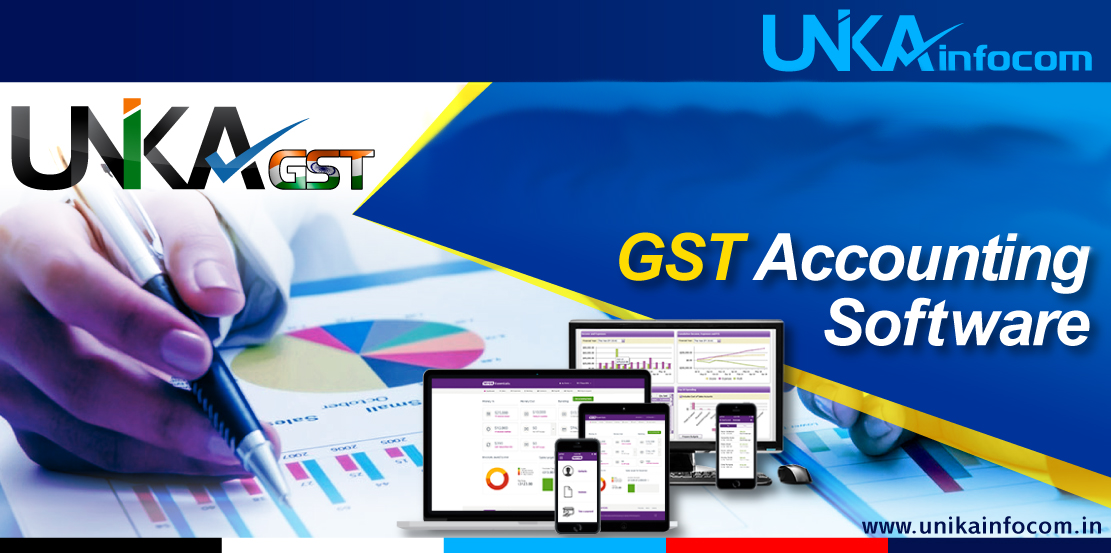 Billing Invoice Account Management Software Development with GST