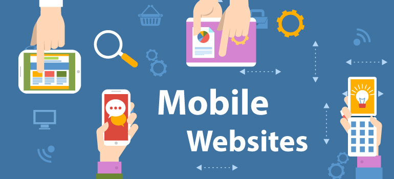 mobile ready site