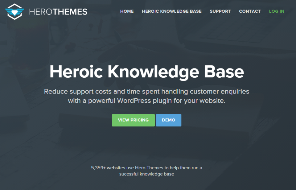 Heroic Knowledge base WP plugin