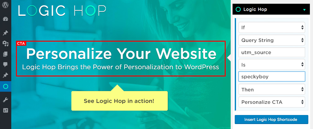 Logic Hop WP Plugin