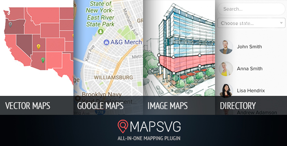 MapSVG WordPress plugin