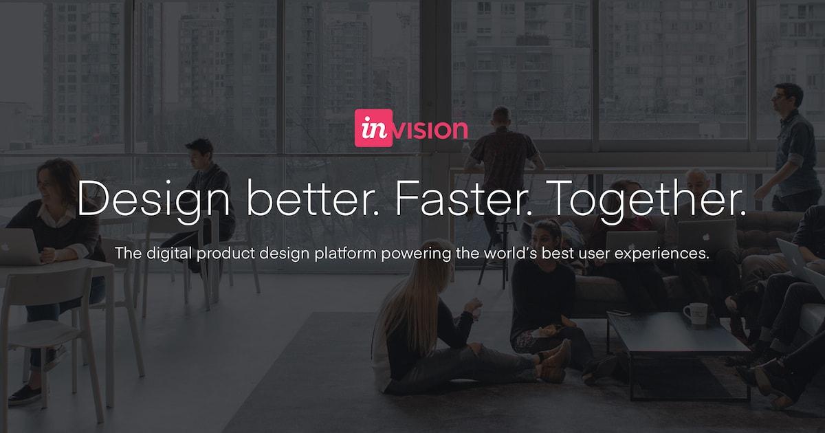 InVision UI Tool