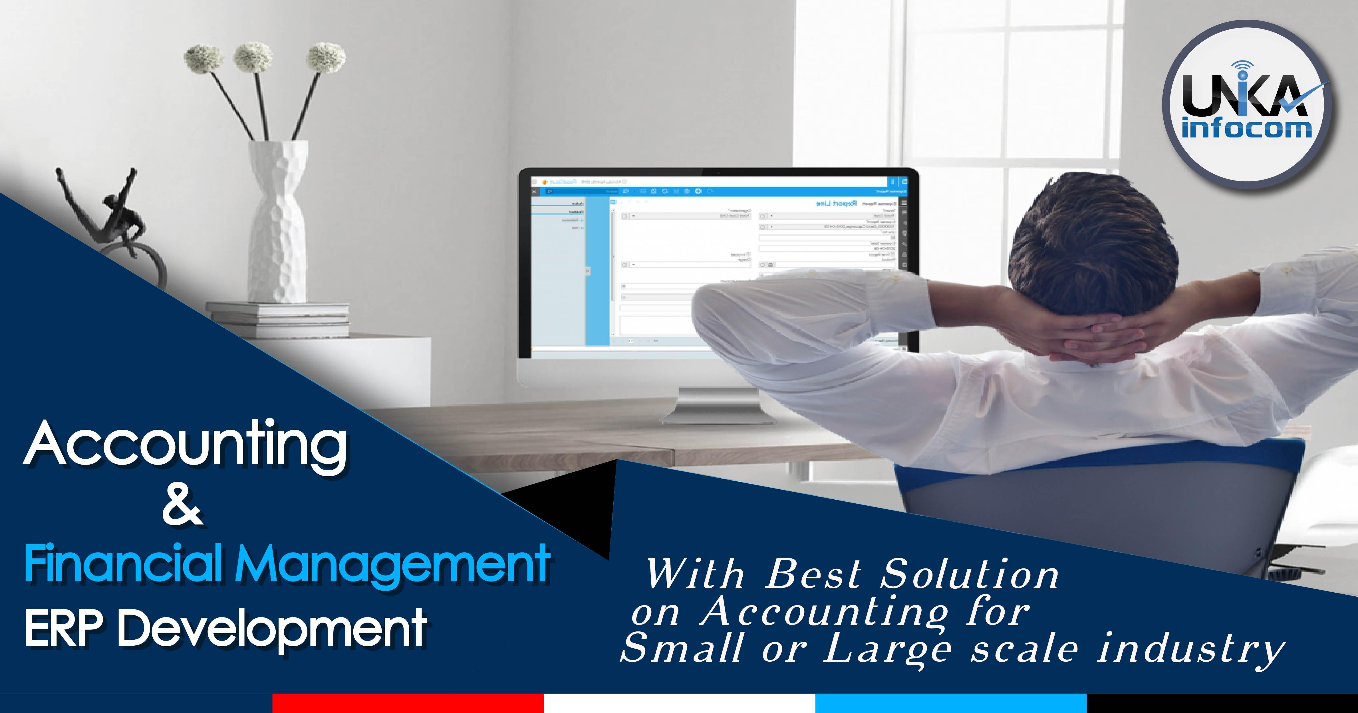 Accounting Financial Management ERP Development