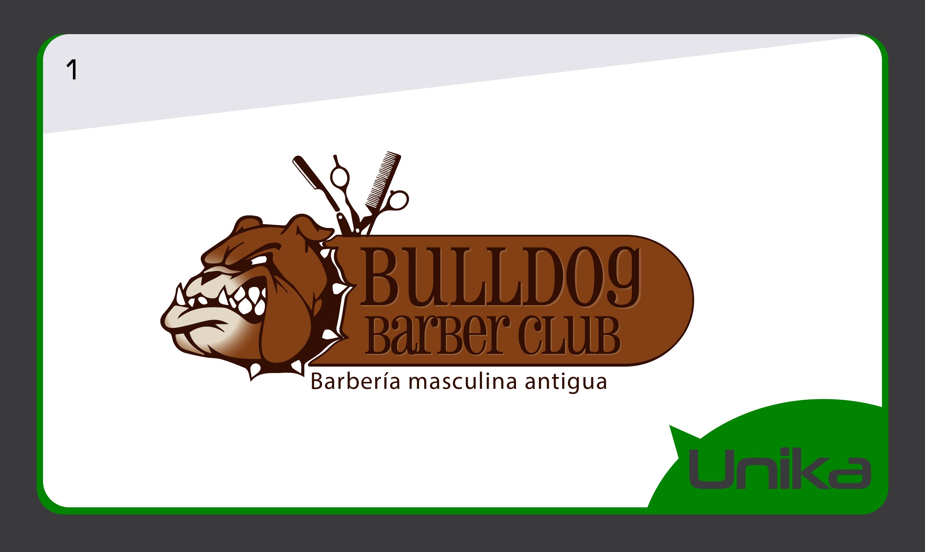 Bulldog barber club