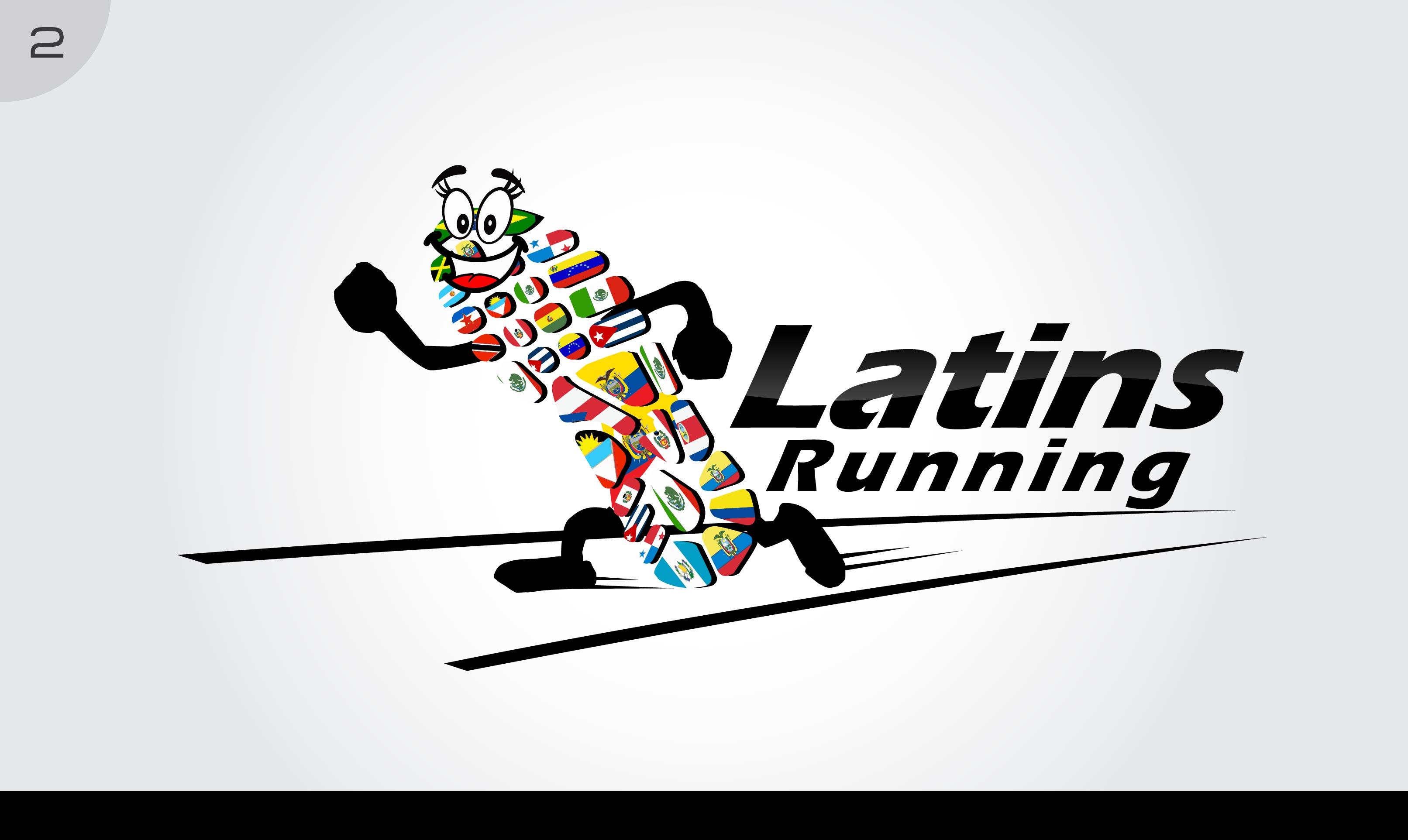 Latins Running logo