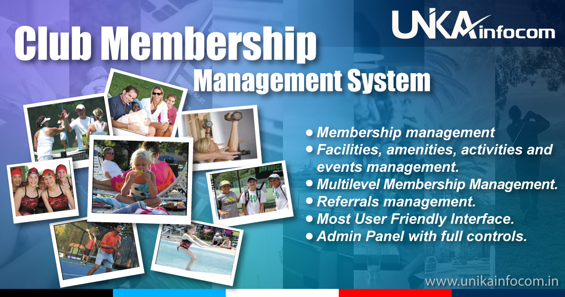 Club Membership Management