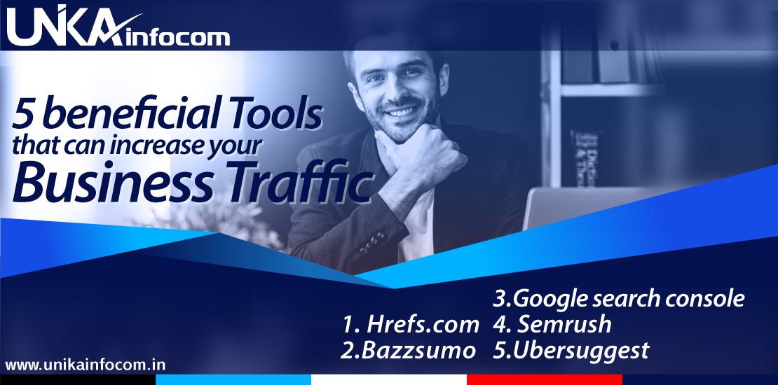 5 Best SEO Tools that can Increase your Business Traffic 2017