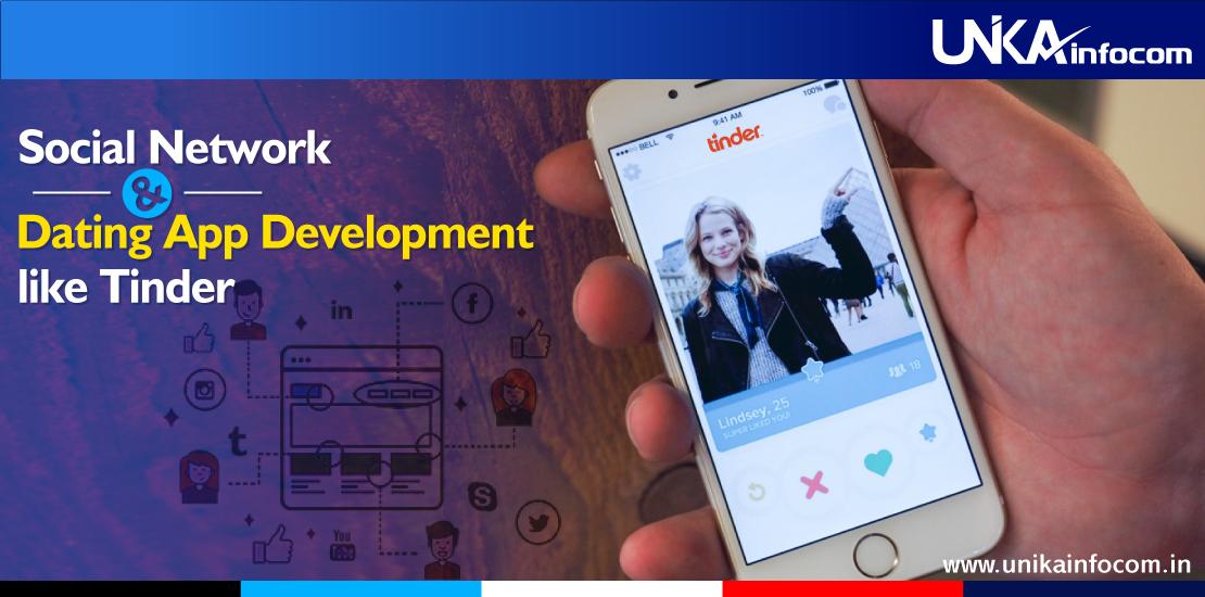 Social Network & Dating App Development Like Tinder