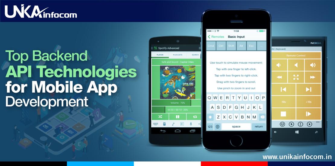 Top BaaS & MBaaS API Technology