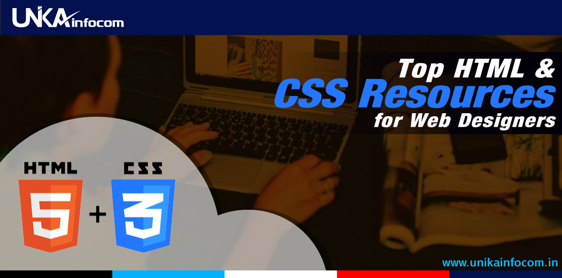 Top HTML & CSS Resources for Web Designers